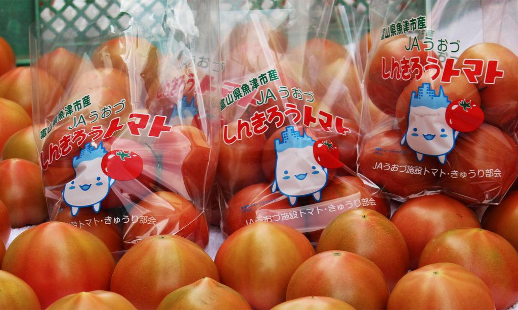 しんきろうトマト
